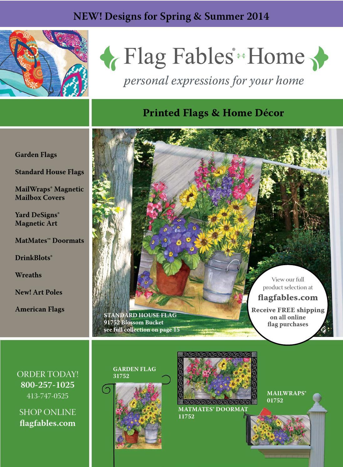"Garden Flag Pansies 12.5/"" x 18/"" Mailboxes Posts"