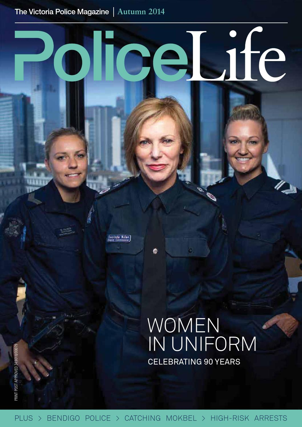 Police Life, Autumn edition 2014 by Victoria Police - issuu