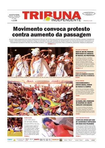 98f26be14a Edição número 1987 - 6 de março de 2014 by Tribuna Hoje - issuu