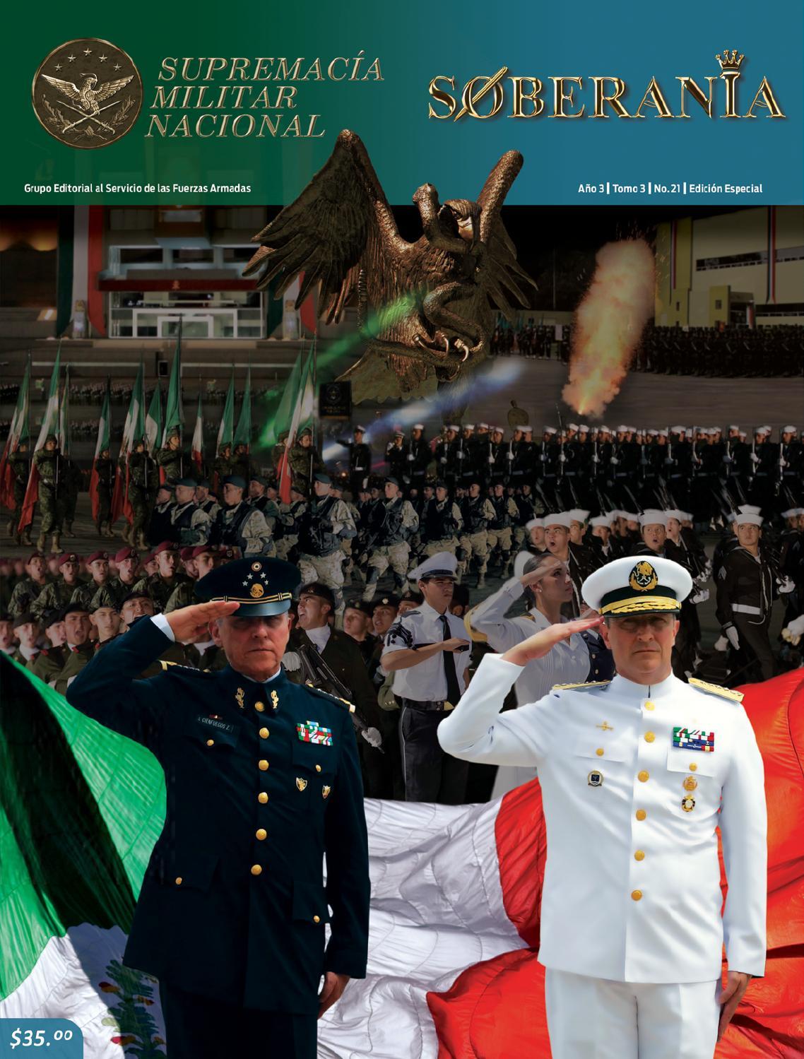 Soberanía / Supremacía Militar Nacional 21 by Soberanía - issuu