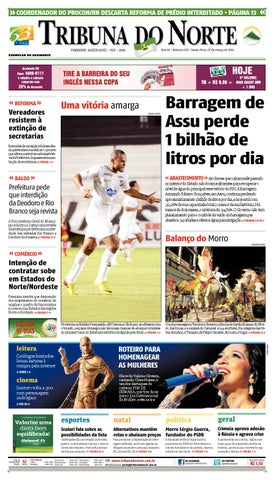 46b4ff7f332c4 Tribuna do Norte - 07 03 2014 by Empresa Jornalística Tribuna do ...
