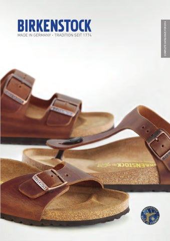 d461b94cc18 Birkenstock katalog 2014 by Solid Media Group Denmark A S - issuu