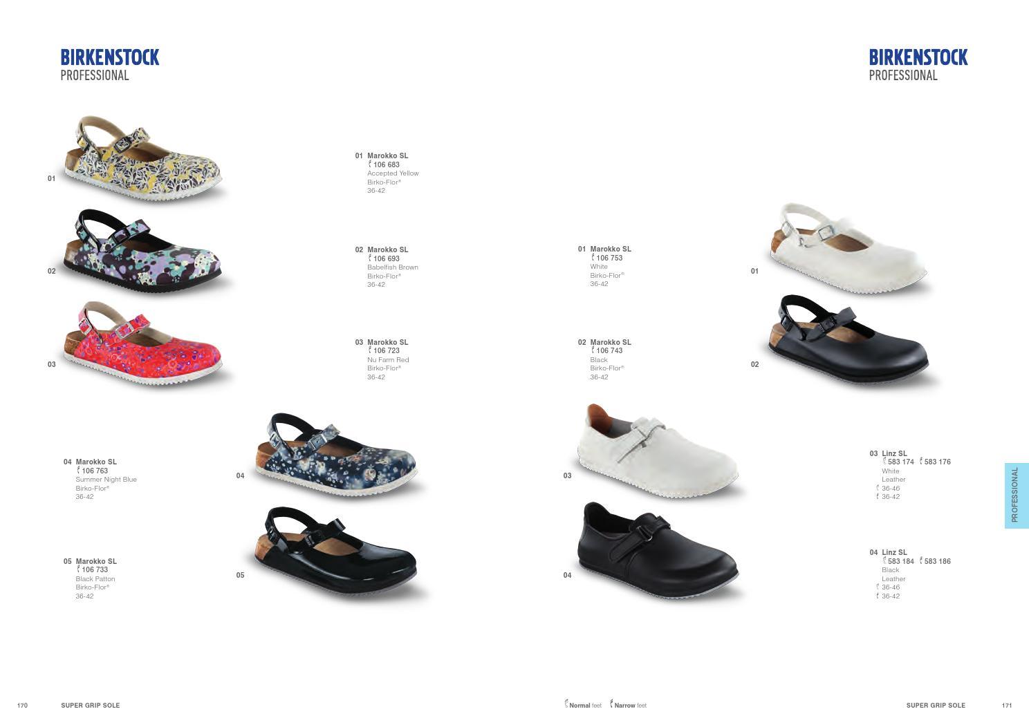 d3d400e89c69 Birkenstock katalog 2014 by Solid Media Group Denmark A S - issuu