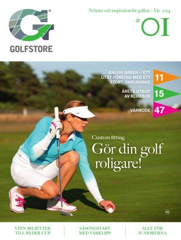 timeless design e1832 dff59 Golfstore spring 2014 SE by Golfstore Group - issuu