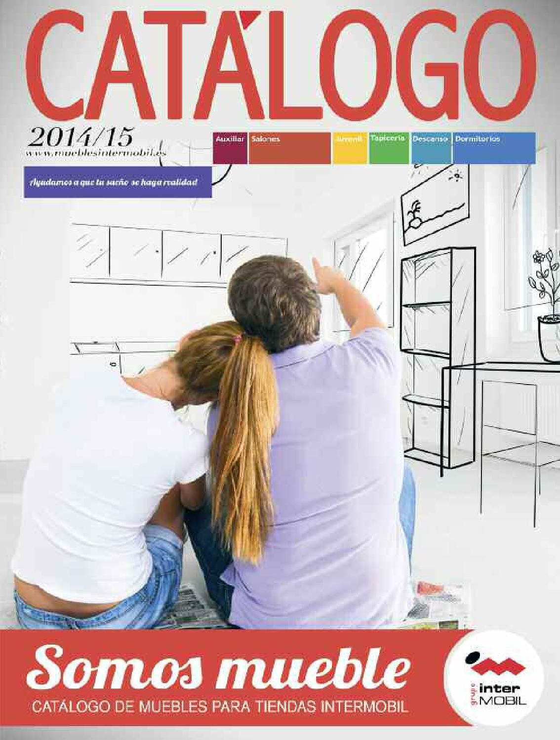 Catalogo muebles intermobil by issuu - Muebles yecla catalogo ...