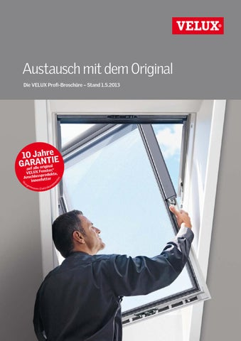 velux austauschfenster by kaiser design issuu. Black Bedroom Furniture Sets. Home Design Ideas