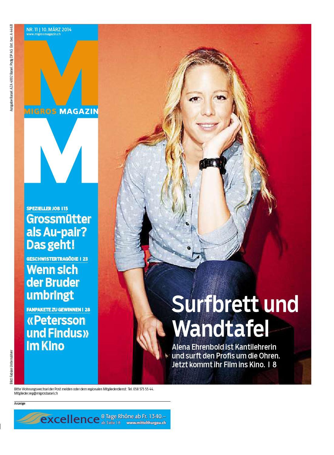 Migros Magazin 11 2014 D Bl By Migros Genossenschafts Bund   Issuu