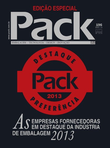 d76f6ed1d9fcc Revista Pack 196 - Dezembro 2013 by Revista Pack - issuu
