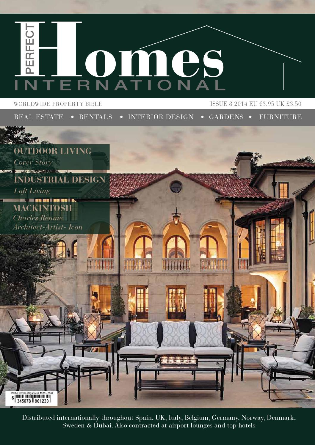 Perfect Homes International Magazine N 11 By Clearvision Marketing  # Muebles Dip Casa