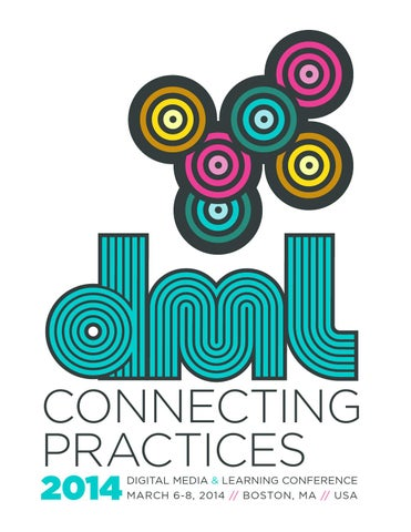 Dml2014 connecting practices by university of california humanities page 1 fandeluxe Choice Image