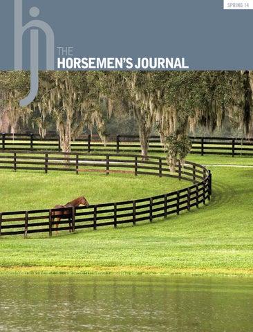 The Horsemen's Journal - Spring 2014 by The Horsemen's