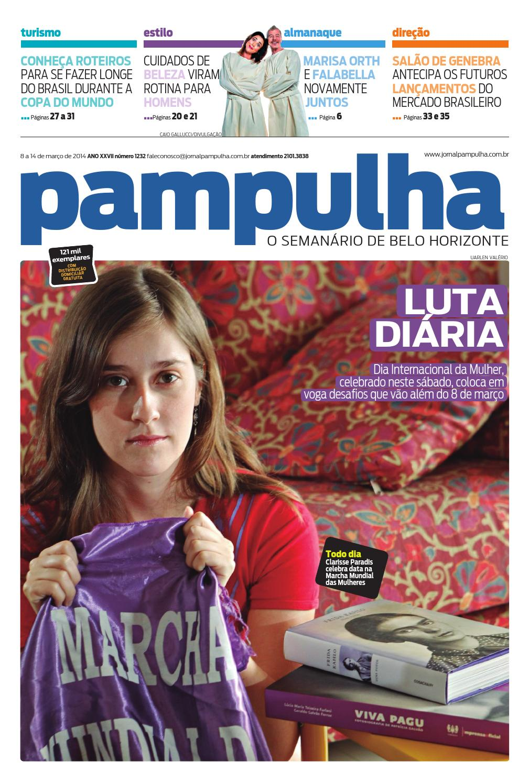 Pampulha - Sáb 08 03 2014 by Tecnologia Sempre Editora - issuu 4c6e2321d93