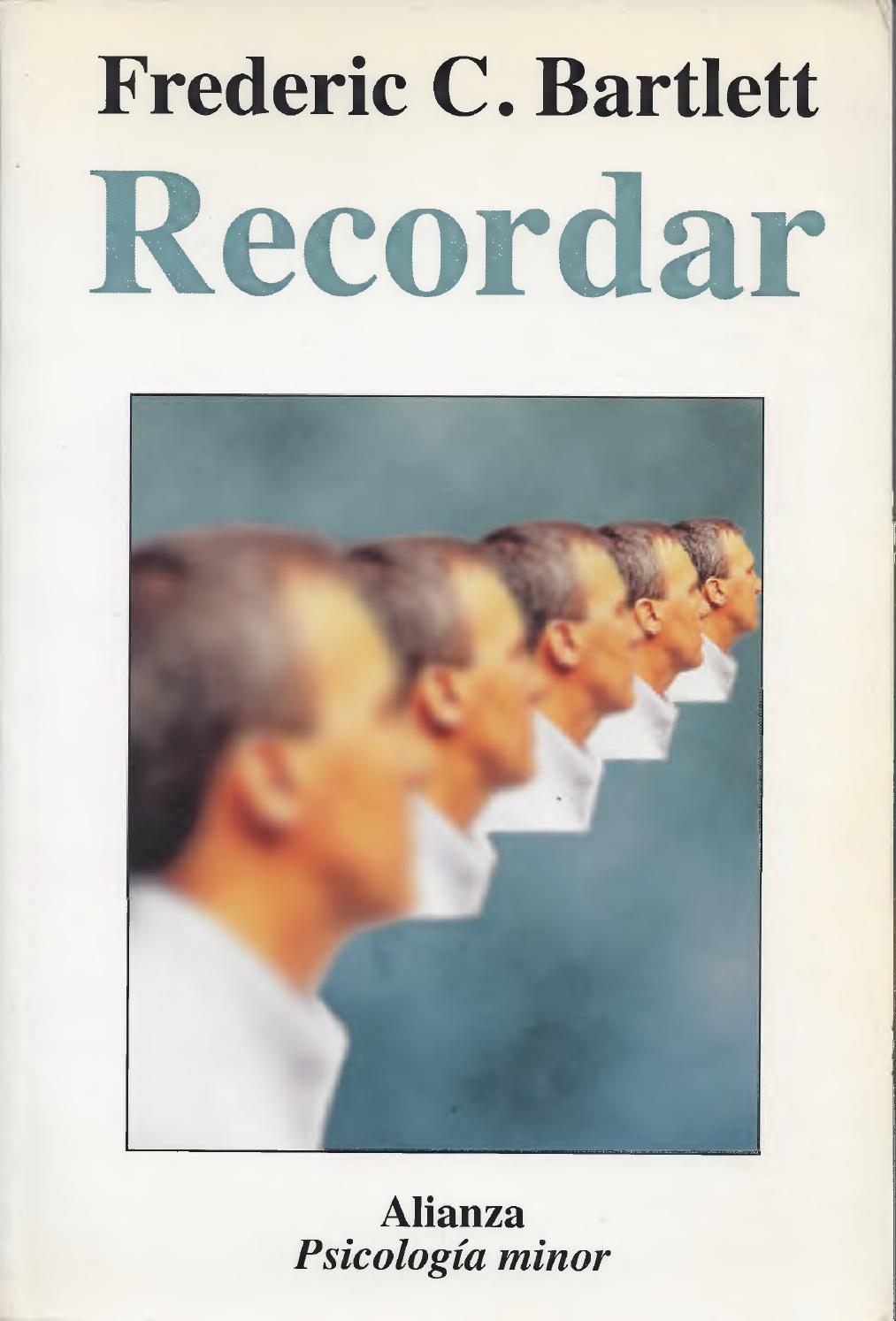 Recordar by El alma pública Biblioteca - issuu