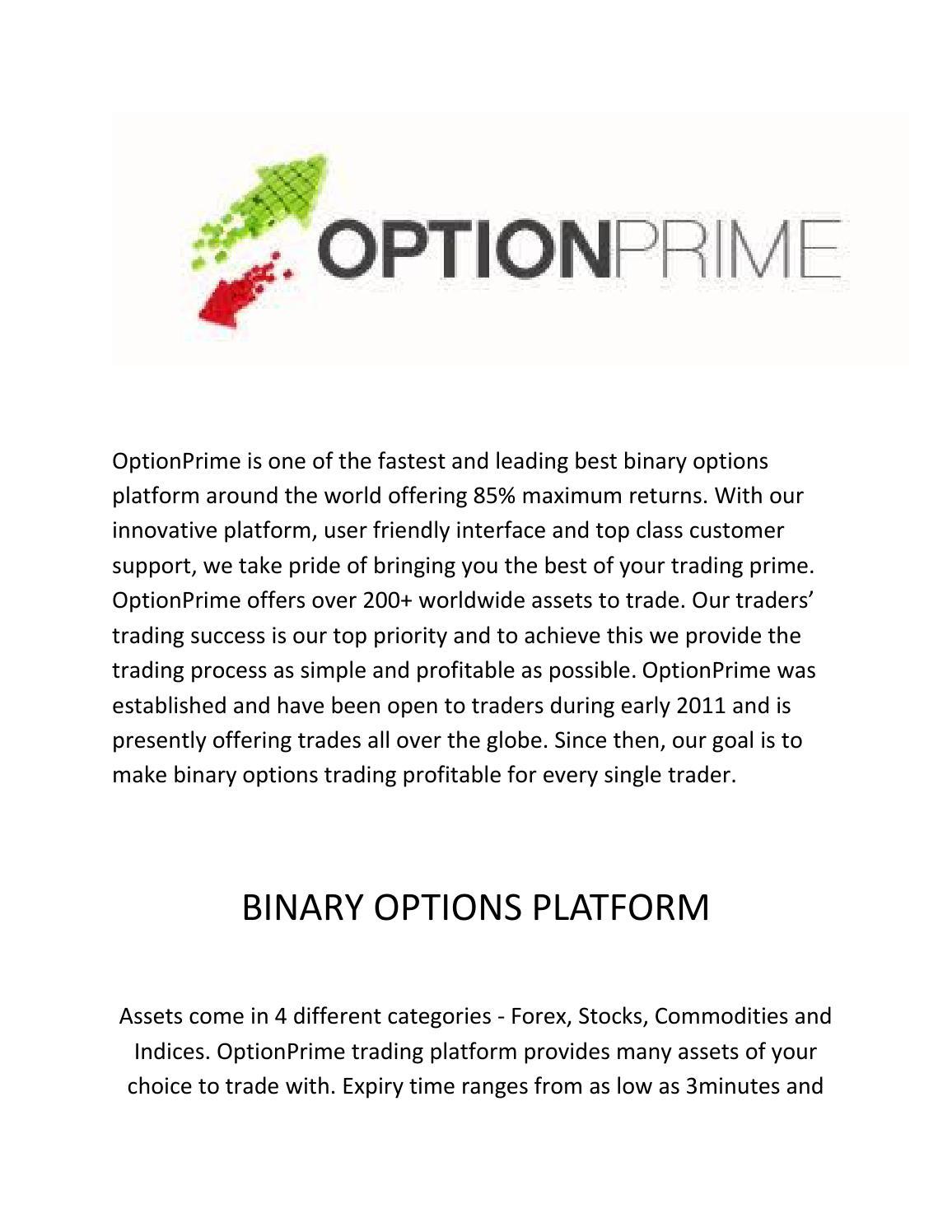 Forex prime of prime