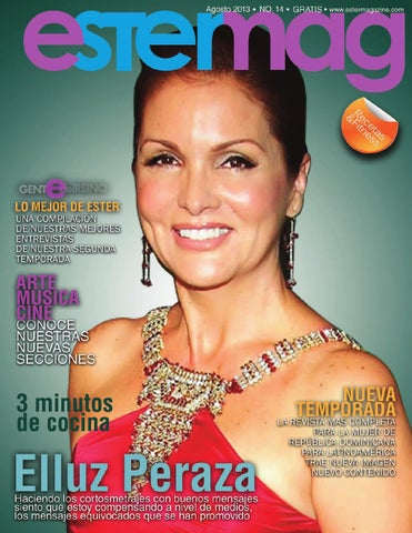 Revista Ester – Agosto 2013, No. 14