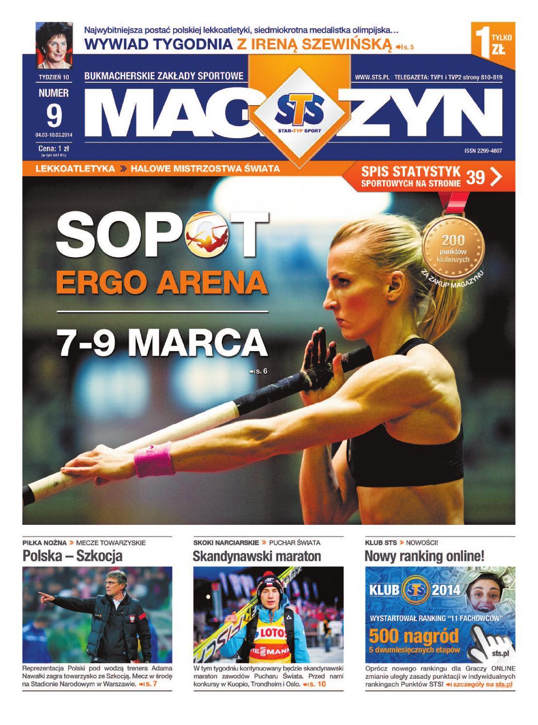 Magazyn STS nr 18 by Star-Typ Sport - issuu