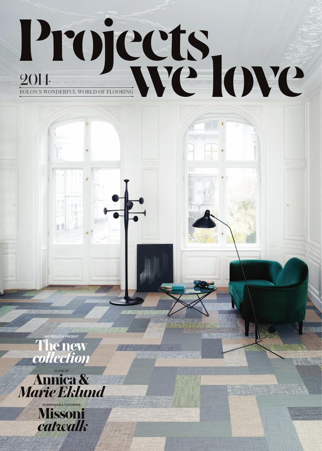 Projects We Love 2016 By Bolon