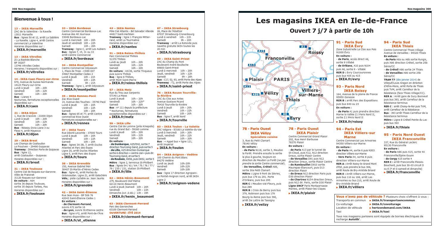 ikea catalogue fr by ikea catalog issuu. Black Bedroom Furniture Sets. Home Design Ideas