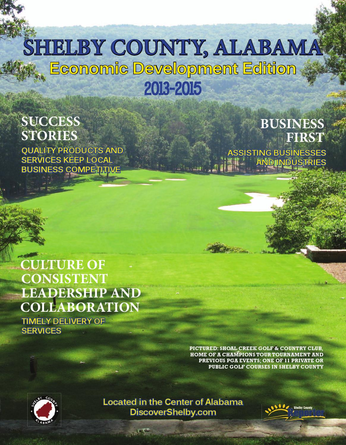 Alabama shelby county wilton - Shelby County Economic Development By Shelby County Newspapers Inc Issuu