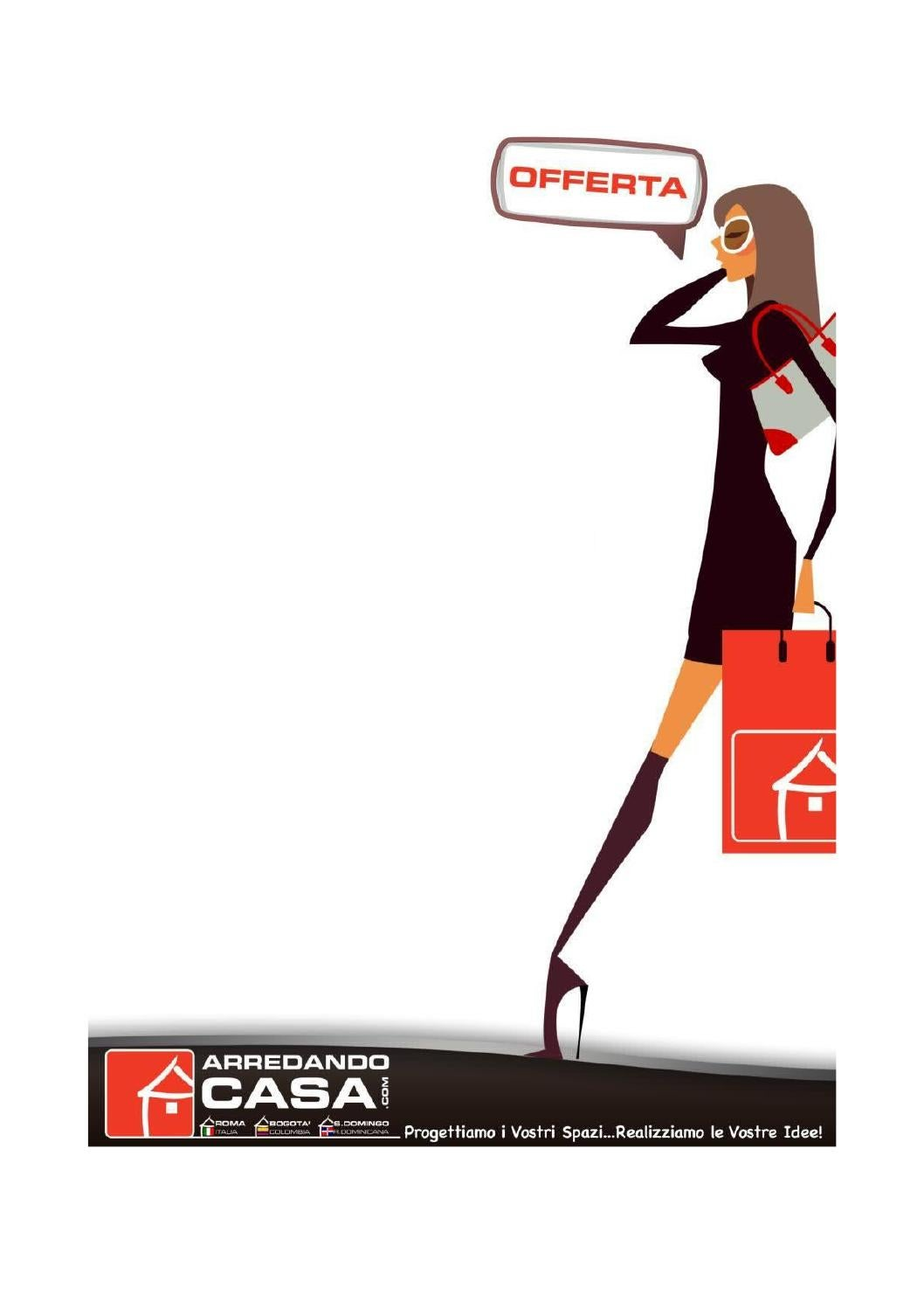 Promo arredando casa by davide russo issuu for Arredando casa