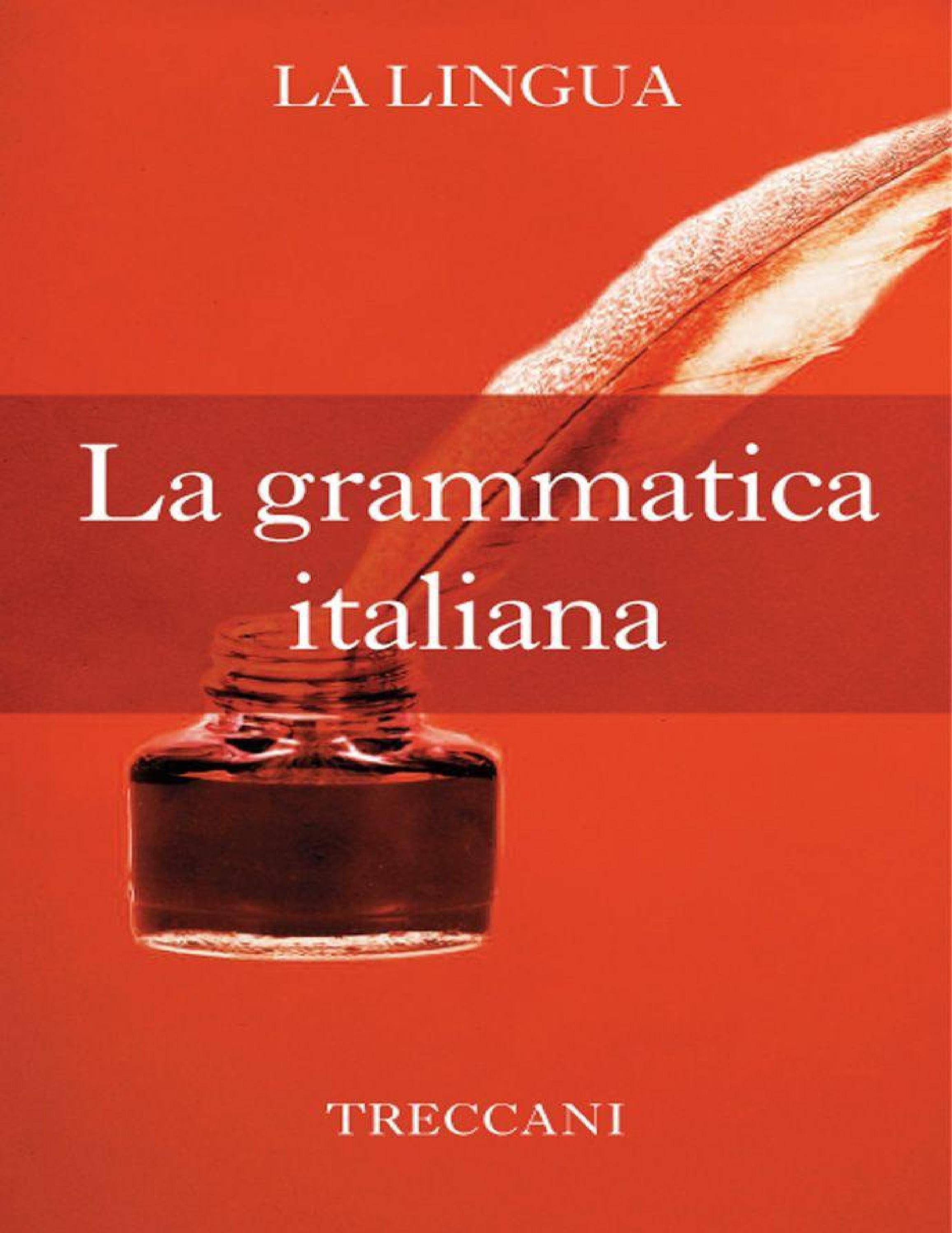 La Grammatica Italiana Treccani By Materiali Issuu