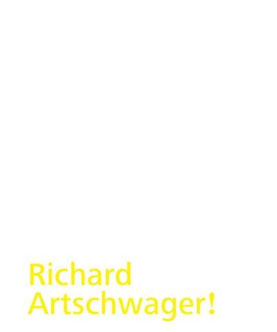 Richard Artschwager By Show On Show Issuu