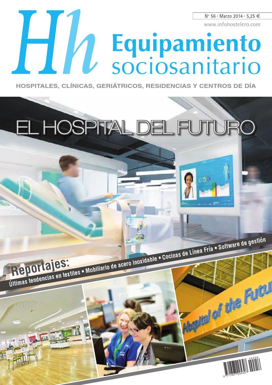 Hh Equipamiento sociosanitario - 56 by Peldaño - issuu