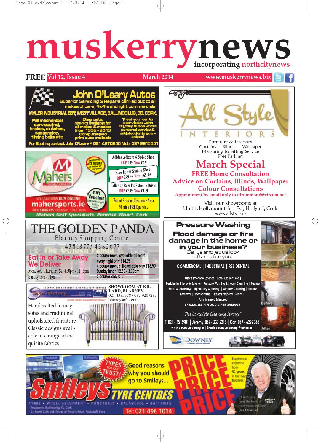 63f63beb8f0 Muskerry news march by Muskerry News - issuu