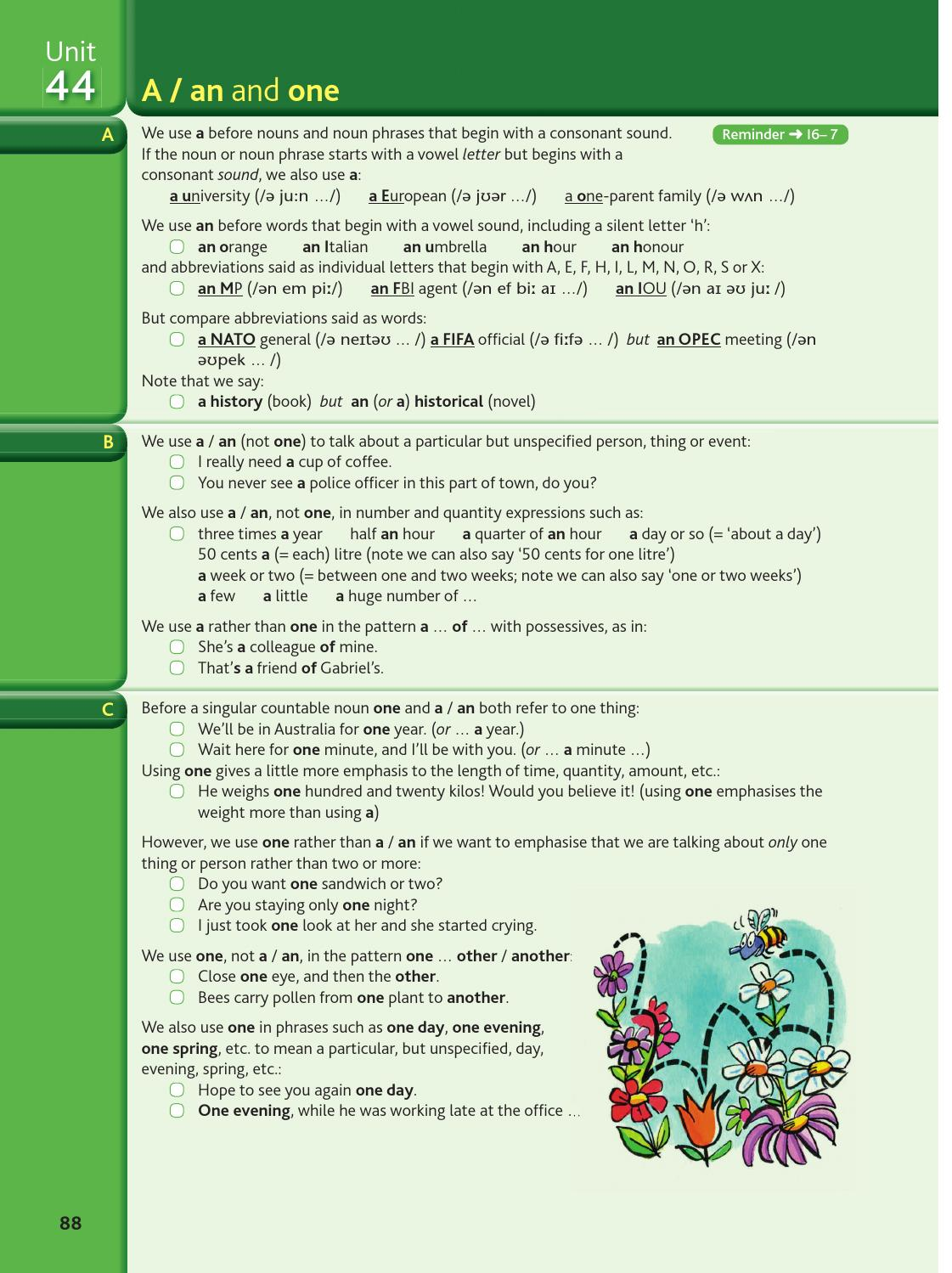 Advanced grammar in use sample unit with answers unit 44 by Cambridge  University Press - issuu