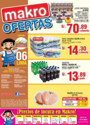 Makro catalogo lima by makro peru makro issuu for Precio de puertas levadizas en lima peru
