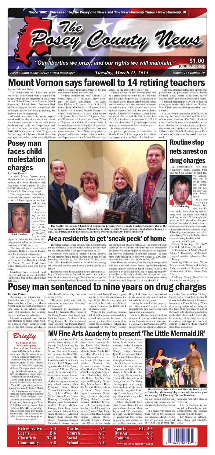 march 11 2014 the posey county news by the posey county news issuu rh issuu com