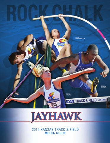 bd97b0ab1 2014 Kansas Track   Field Media Guide by Kansas Jayhawks - issuu
