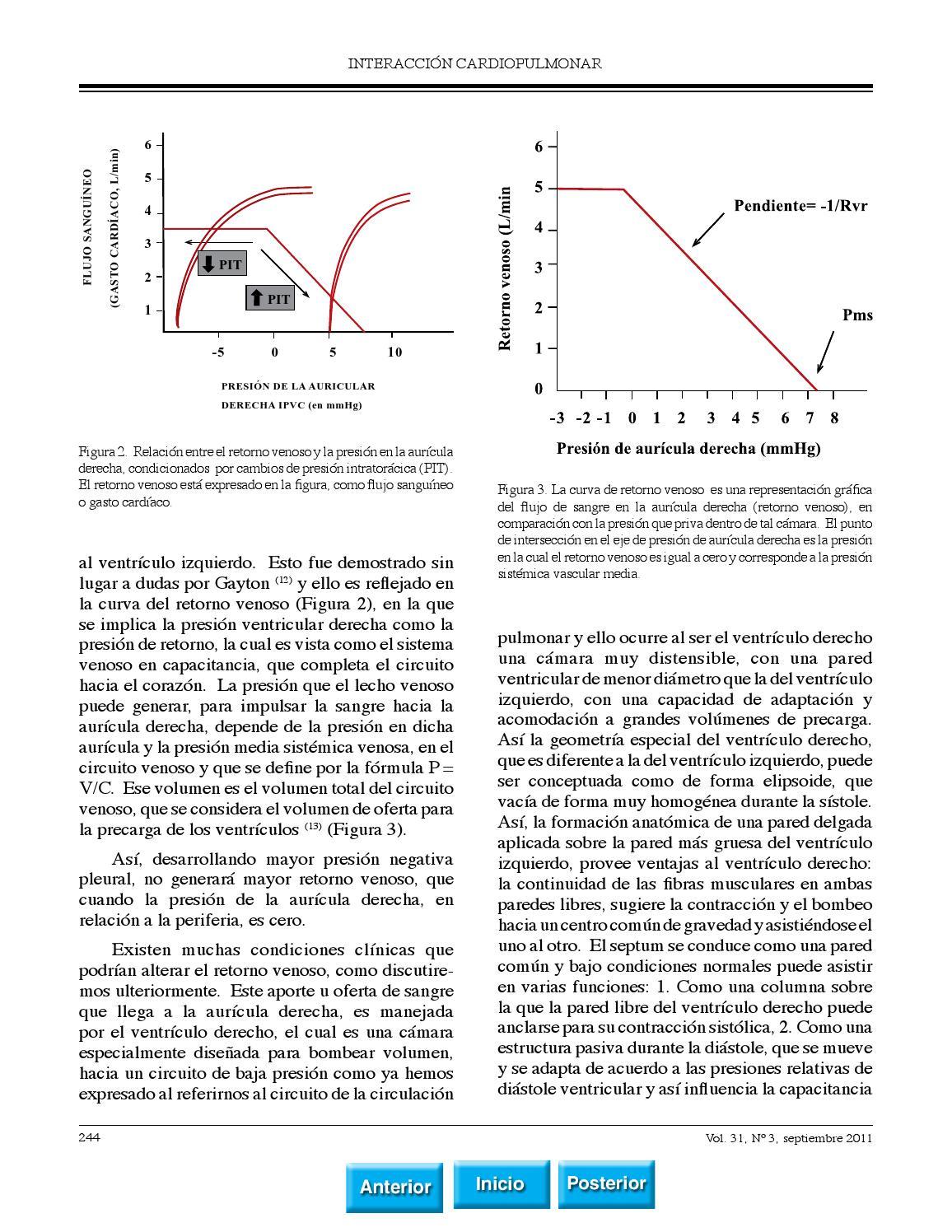 Circuito Vascular : Avances cardiologicos 31 3 2011 by avances cardiológicos issuu