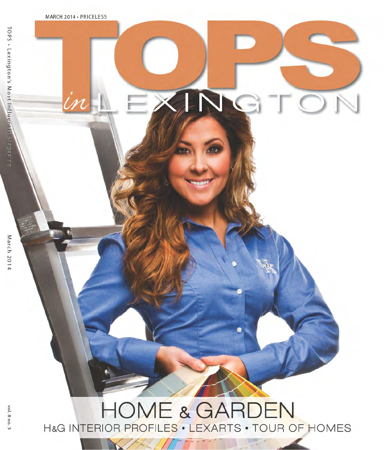 TOPS March 2014 By TOPS Magazine