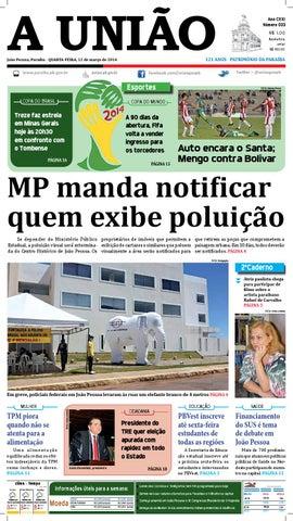095ad19c3e6 Jornal A União by Jornal A União - issuu