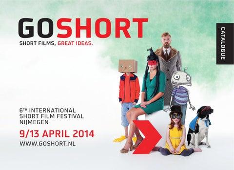 Catalogue - Go Short 2014 by Go Short - International Short Film ...