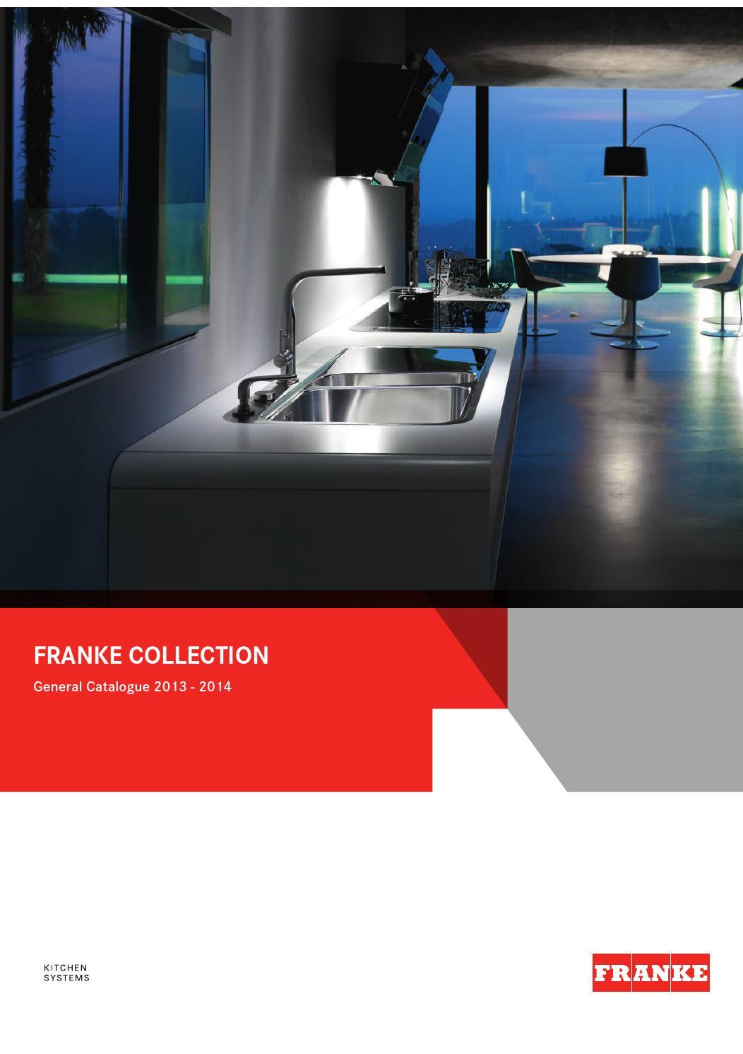 Franke New Zealand 2013 By Kitchen Appliances Issuu
