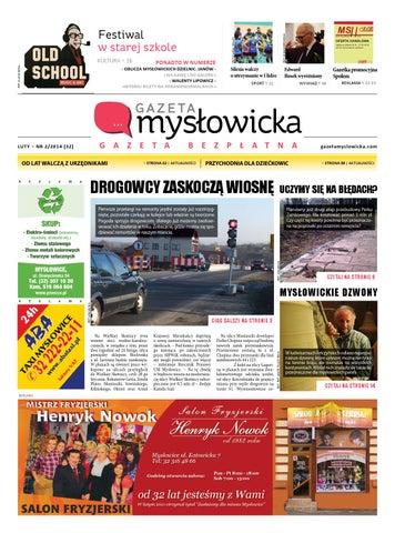Gazeta Mysłowicka 32 By Aramedia Issuu