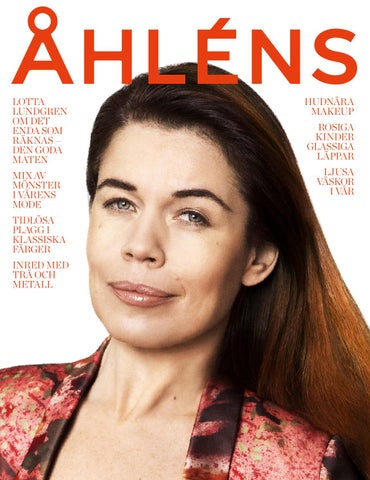 Åhléns vår 2014 - Vårens magasin by Åhléns - issuu fa2671b5d0756