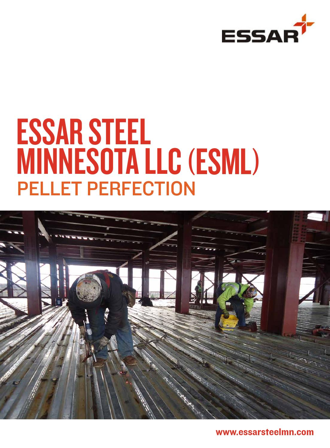 Essar Americas Mining Apr14 Bro by Business Excellence
