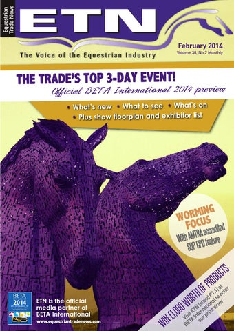 d7fcc40b2 ETN - Equestrian Trade News - February 2014 by ETN (Equestrian Trade ...
