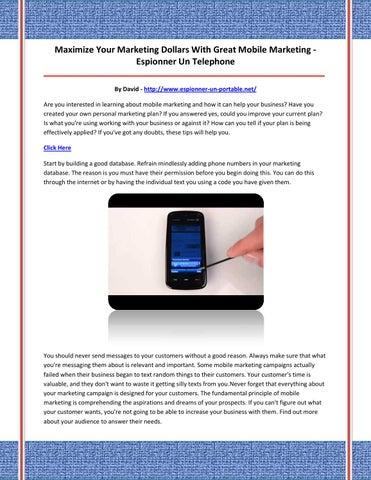 1. mSpy (Meilleure Application Espion Pour iPhone)