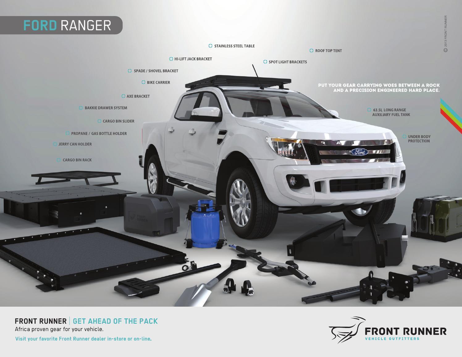 Front Runner Ford Ranger Brochure_USA