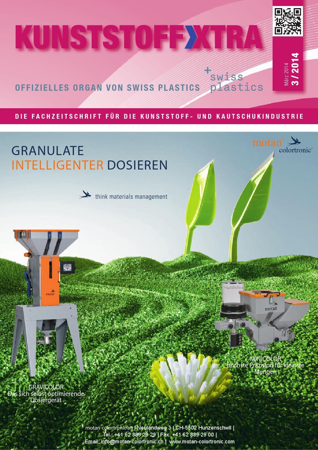 84894 kunststoffxtra broschüre 0314 by SIGWERB GmbH - issuu