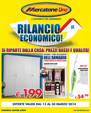 Armadi Componibili Mercatone Uno.Mercatone Uno Rilancio Economico By Mobilpro Issuu