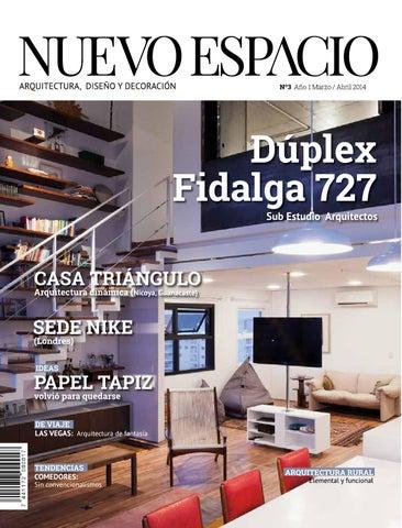 Nuevo Espacio Edicion 3 by Revista Nuevo Espacio - issuu