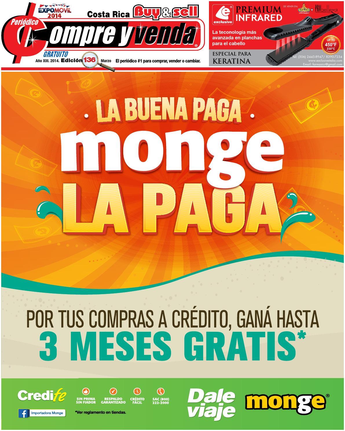 97f8e15c Periódico Compre y Venda edi #136 mes Marzo Expomóvil by Magic Medias S.A.  - issuu