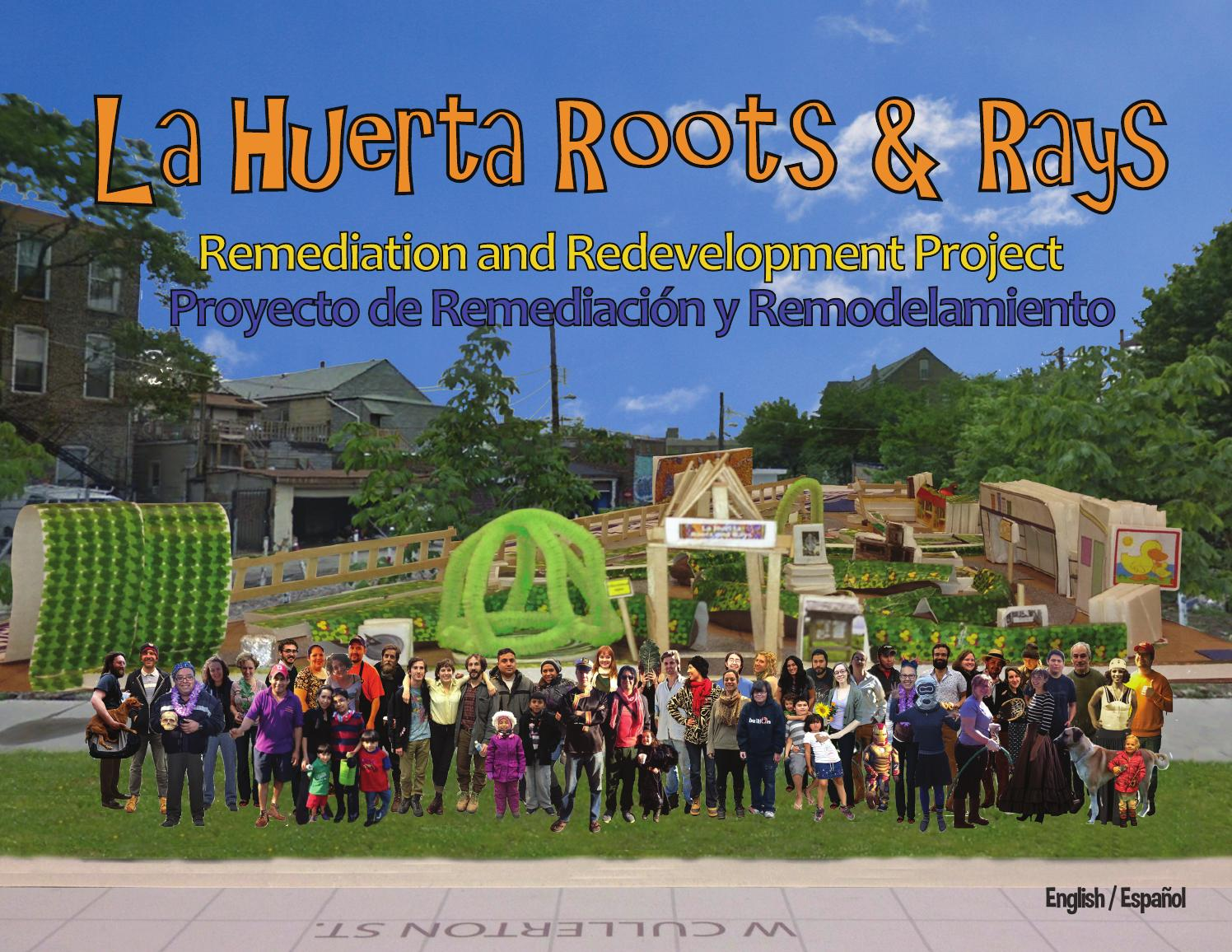 La Huerta Roots & Rays - Remediation and Redevelopment Project by ...