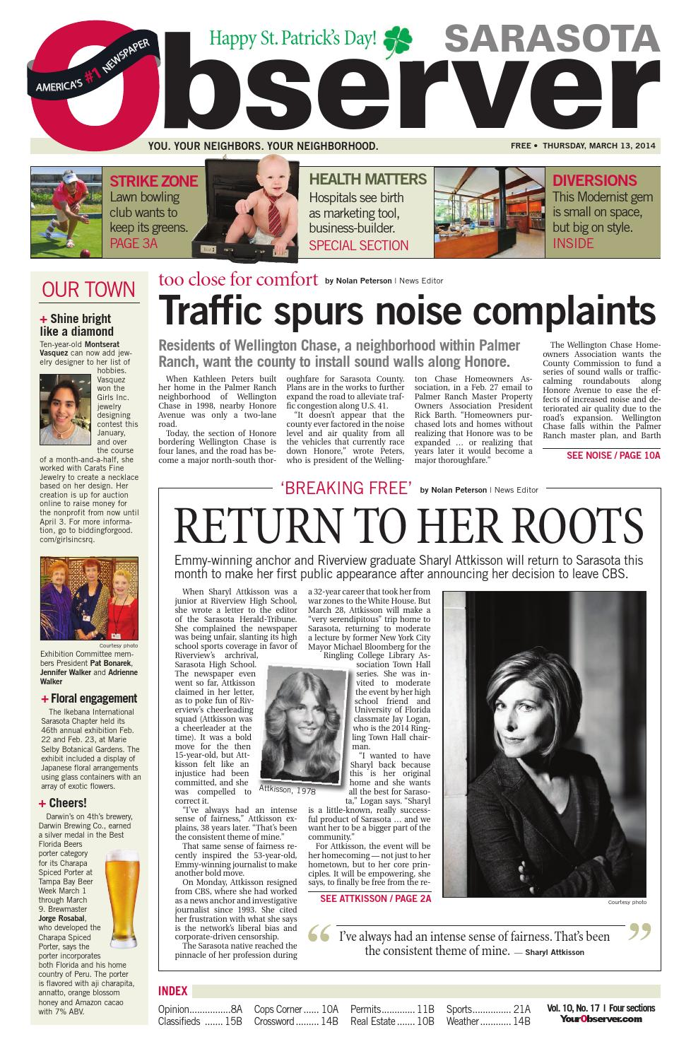 Sarasota Observer 3.13.14 by The Observer Group Inc. - issuu 9fc4afa0e