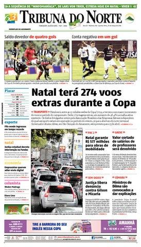 bfe7583c44 Tribuna do Norte - 13 03 2014 by Empresa Jornalística Tribuna do ...